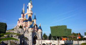 Disneyland Paris en VTC